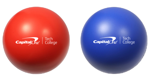 Tech College Stress Balls