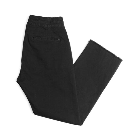 Chapter Cropped Chino // Black