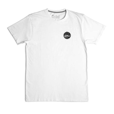 Cruiser Marble Carbon Cool T-Shirt // White