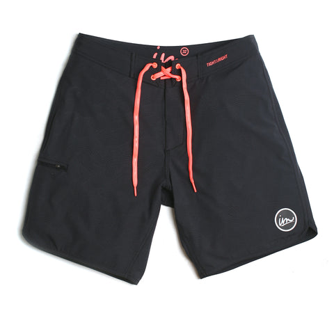 Elevation Boardshort // Black
