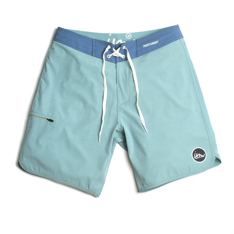 Elevation Boardshort // Wasabi