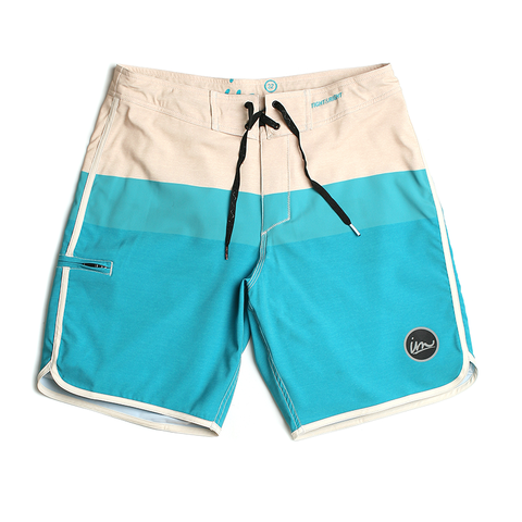Hayworth Boardshort // Teal