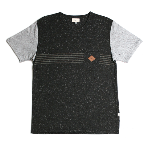Trimmer Pocket Tee // Black