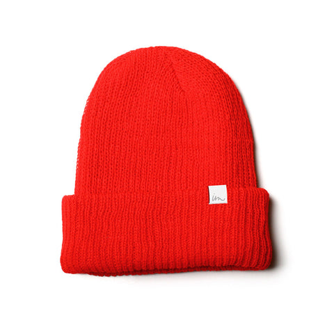 Norm Beanie  //  Red
