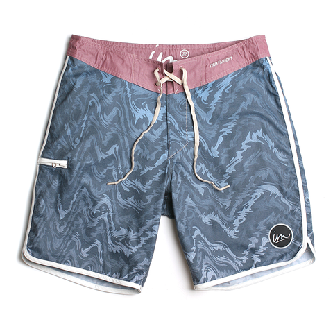 Ripple Boardshort // Navy