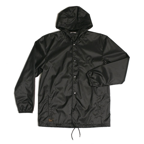 NCT Vulcan Coaches Jacket // Black