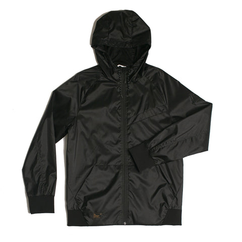 NCT Welder Coaches Jacket // Black