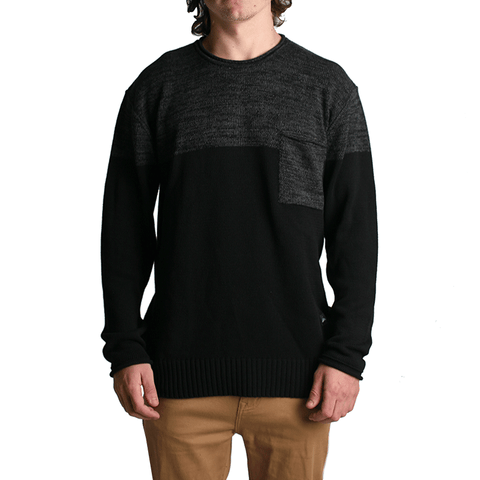 Ballard Sweater // Black