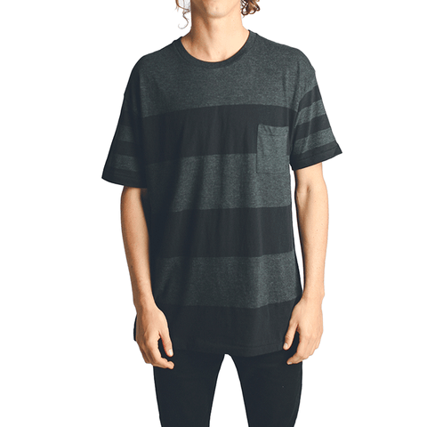 Baltic Pocket Tee // Black