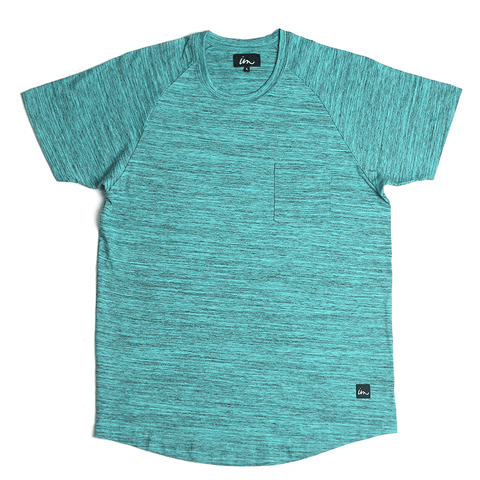 Cellular Pocket Tee // Multiple Colors