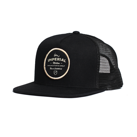 Crate Trucker // Black
