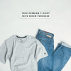 Mercer Denim // Steele Wash