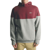 Forcast Hooded Henley Fleece