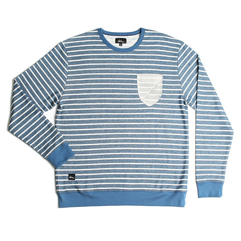 Gallant Crew Neck // Cobalt