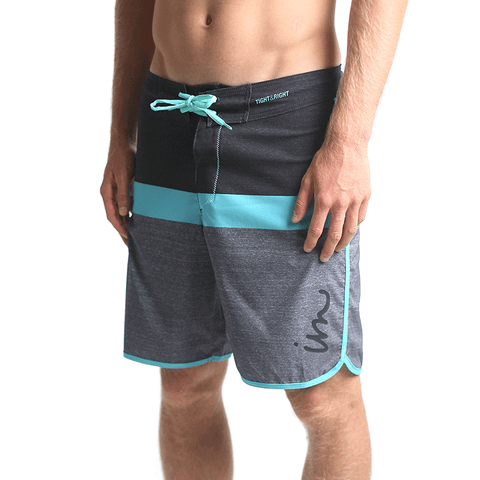 Hayworth Boardshort // Grey