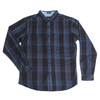 Hosseger Flannel // Blue