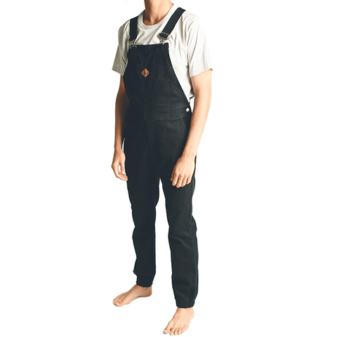 Marty Overall Jogger  //  Black