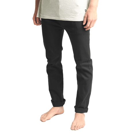 Mercer Chino // Black