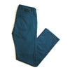 Mercer Chino // Deep Teal