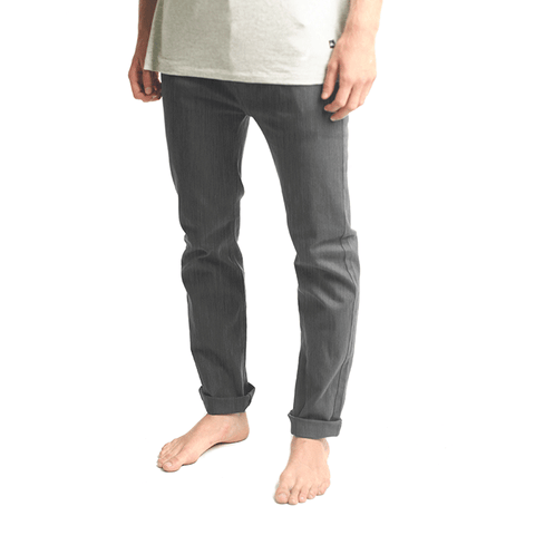 Mercer Chino // Grey Heather
