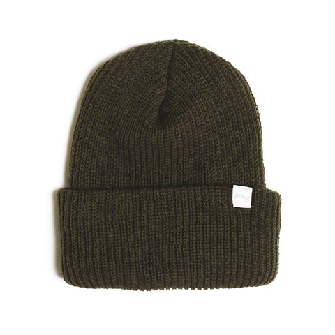 Norm Beanie  //  Olive