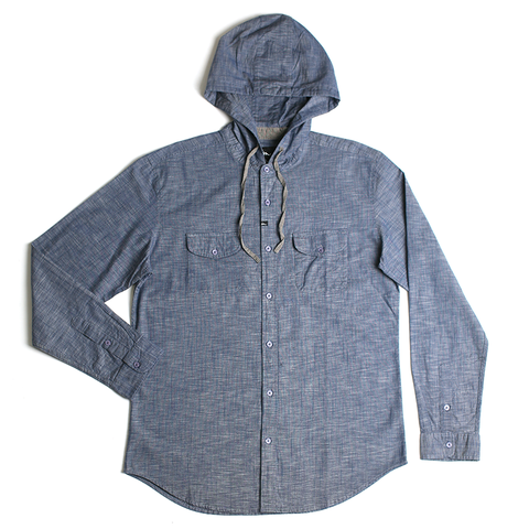 Oslo Hooded Shirt