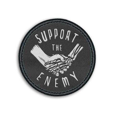 Enemy Velcro Patch  // Black
