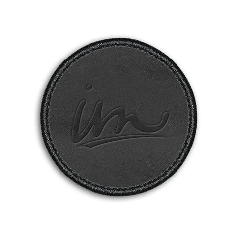 Underline Velcro Patch  //  Black