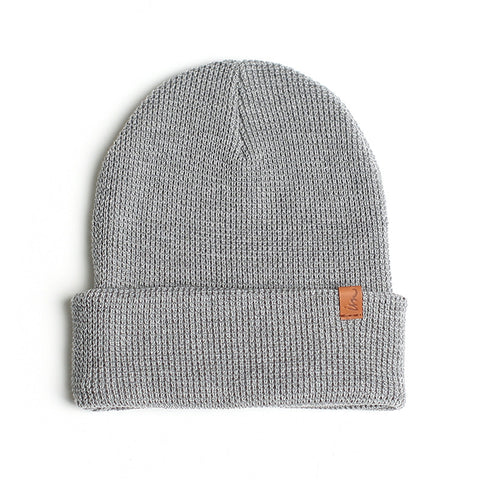 Patterson Beanie // Grey Heather
