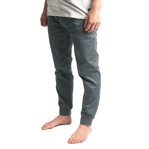 Port Jogger // Grey Heather