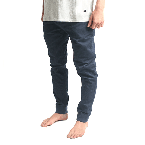Port Jogger // Navy Heather