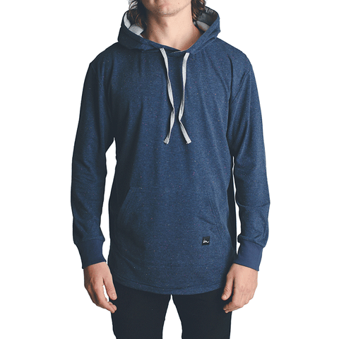Remy Hoodie // Navy Speckle