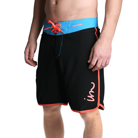 Revel Boardshort // Black