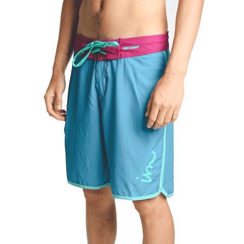 Revel Boardshort // Teal