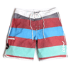 Rufus Boardshort // Red