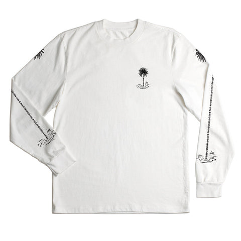 Seeker Stack LS Tee