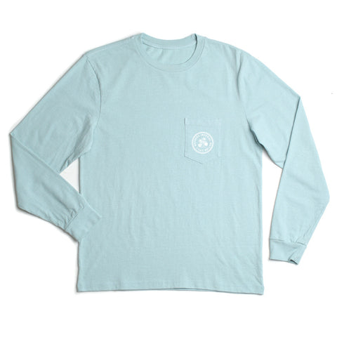 Seeker LS Pocket Tee