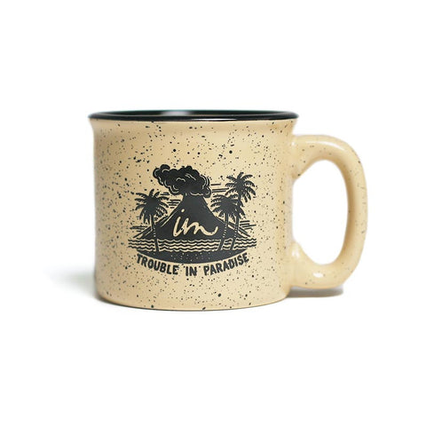 Trouble in Paradise Coffee Mug