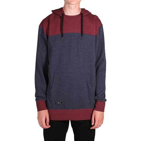 Upper Hooded Henley