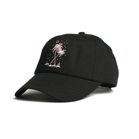 Postcards From Paradise Hat // Black