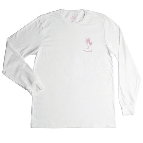 Postcards From Paradise LS T-Shirt