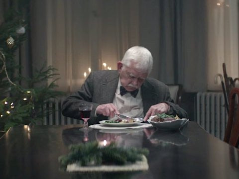 People are saying this is the most heartbreaking Christmas ad ever