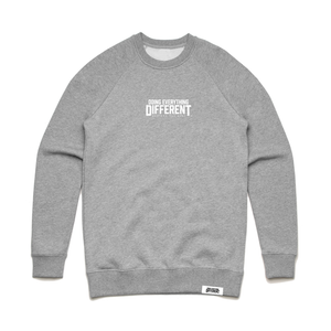 Logo Crewneck - Heather