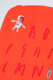 Oliver Jeffers ABC letterpress print