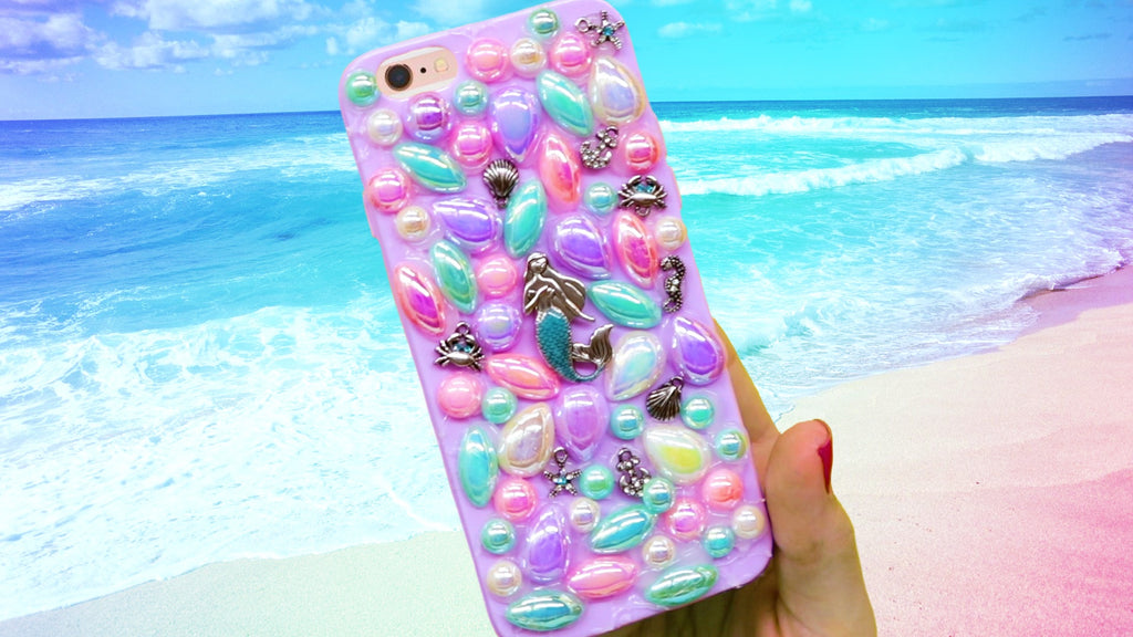 Mermaid Shell Phone Case