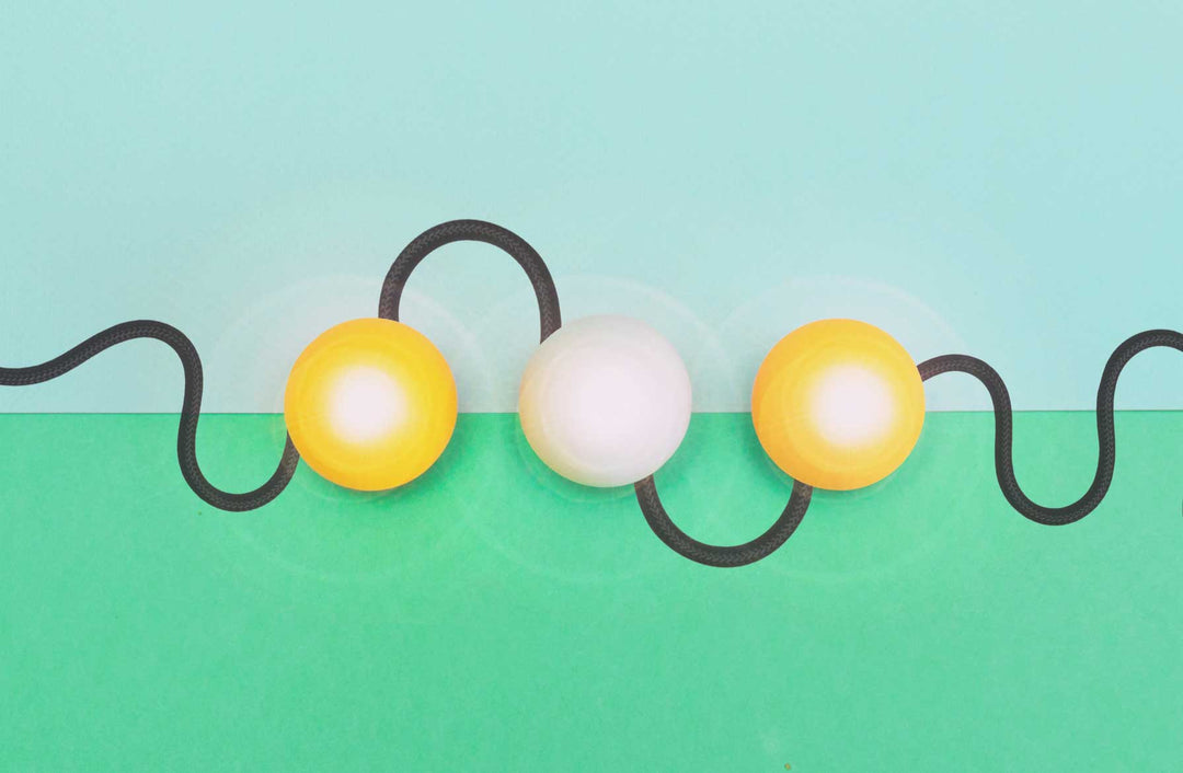 DIY Ping Pong Lights – Get a Party-of-One Started!
