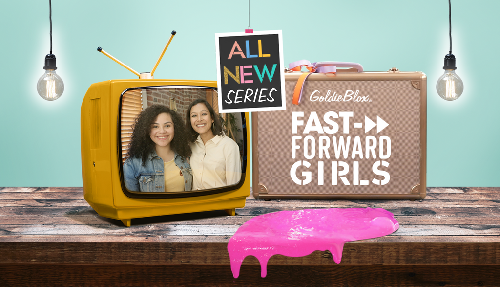 Introducing:  Fast Forward  Girls