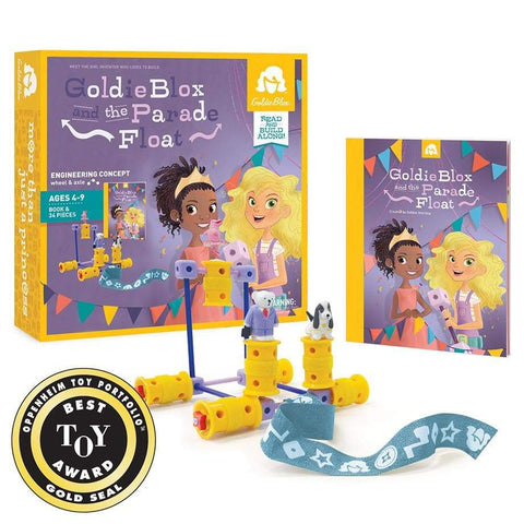 GoldieBlox and the Parade Float (Ages 4+)