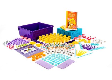 GoldieBlox Education: <br> Making Motion Early STEM Learning Kit (Kindergarten)