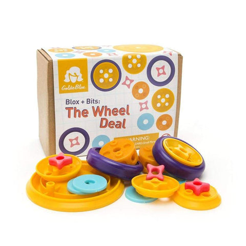 Expansion Pack: The Wheel Deal